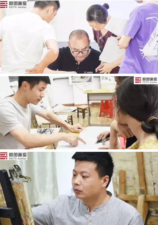 武汉哥图美术高考培训画室