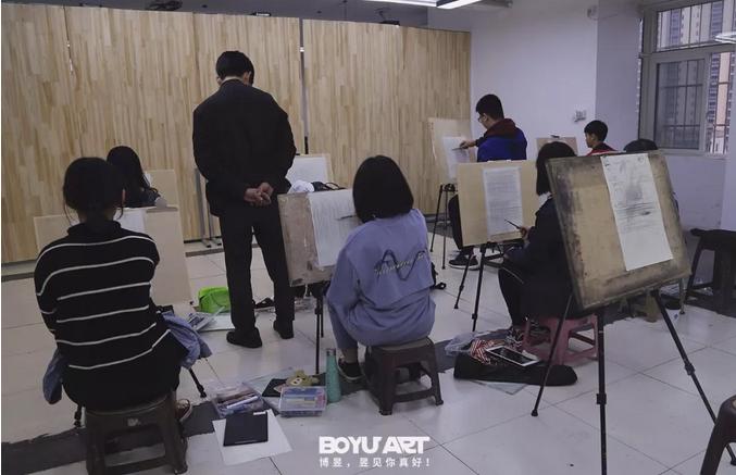 美术高考画室