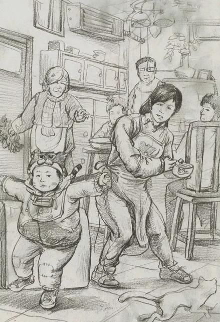 清美学院美术高考高分卷