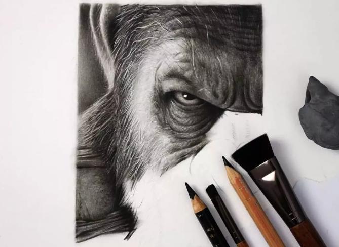 绘画作品欣赏