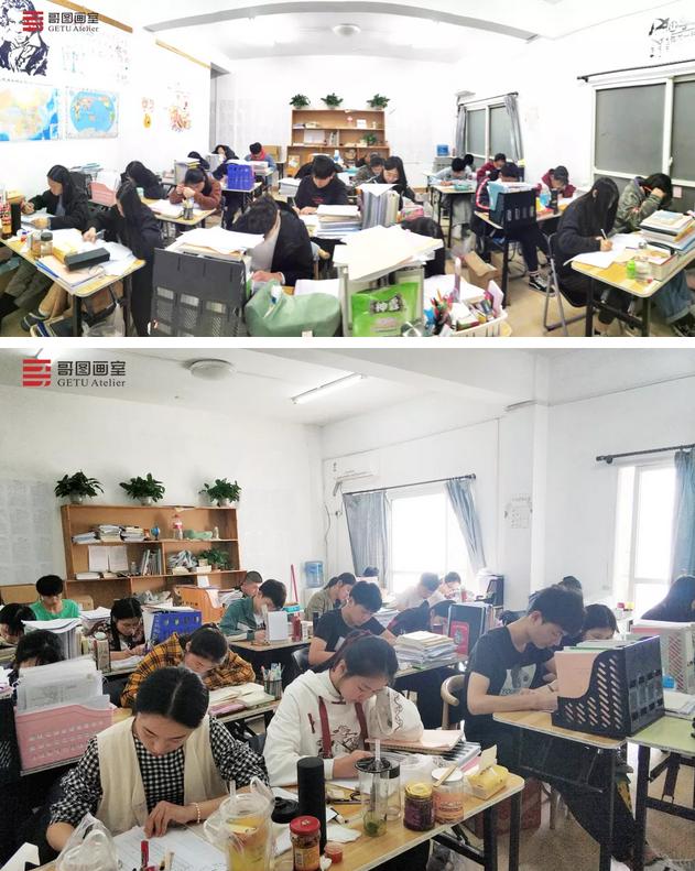武汉美术培训画室