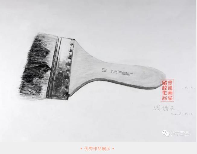 北京李靖画室暑假班优秀学员成长案例