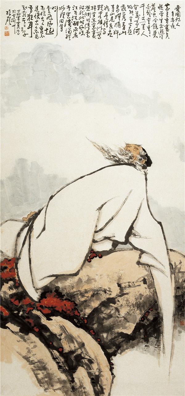 翰墨同行——马振生、朱理存作品展——爱国诗人辛弃疾